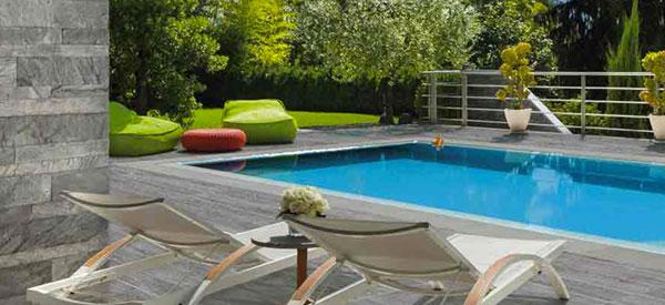 Nettoyage terrasse, pavé, dallage, muret, piscine...